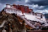 Палац Потала, дивовижний царський палац та буддійський храмовий комплекс в Тибеті