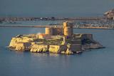 Замок Іф, один з найвідоміших замків світу