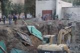 Кияни зламали паркан чергової незаконної забудови