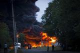 Залізнична аварія на Черкащині