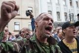 У Києві вимагали надіслати підкріплення в Іловайськ