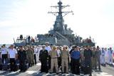 У Чорному морі почалися українсько-американські навчання