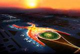 Проект нового аеропорту в Мехіко