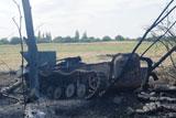 Іловайськ після війни. Розбита техніка, масштабні руйнування та випалені поля
