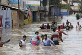Руйнівні повені в Індії та Пакистані