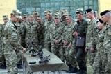 Учасники міжнародних військових навчань «Репід Трайдент — 2014