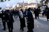 Хасиди з'їжджаються до Умані на святкування юдейського нового року
