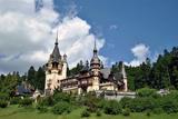 Королівський замок Пелеш у Румунії