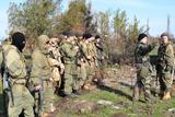 Польовий вихід курсантів одеської Військової академії