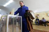 У київському шпиталі проголосували поранені бійці АТО