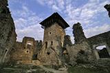 Невицький замок — володіння Поганої діви на березі річки Уж