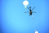 В Одесі курсанти Військової академії здійснили перший у своєму житті стрибок з парашутом
