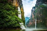 Каньйон Сумідеро — один з найкрасивіших каньйонів світу