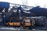 Бойовики обстріляли автостанцію у Донецьку, є загиблі