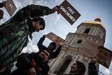 У Києві молилися за мир та здоров'я Надії Савченко