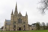 Солсберійський собор, одна з найстаріших релігійних пам'яток Великої Британії
