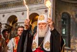 Великодня ніч у Володимирському соборі
