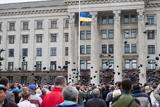 Роковини в Одесі: притлумлена агресія