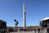 9 травня у Ризі. Свято негромадян і російської громади