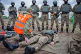 Навчання з тактичної медицини курсантів Нацакадемії СБУ