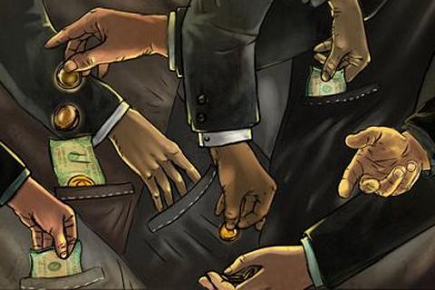 Risultati immagini per корупція