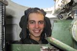 Танковий таран старшого лейтенанта Абрамовича