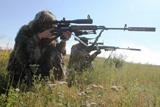 На Миколаївщині пройшло навчання снайперів-десантників