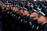 У столиці склали присягу перші українські поліцейські