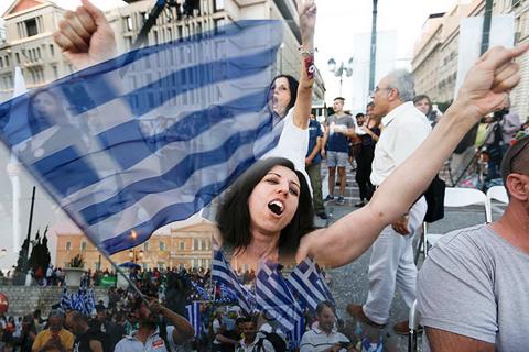 Грецький референдум. Громадяни країни обирають дефолт