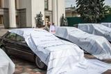 Активісти під Радою вимагали відкриття декларацій чиновників