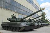 У Харкові для потреб Збройних Сил передані 8 танків типу Т-80
