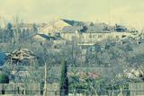 Точка неповернення. Як виглядають будинки у практично знищеному селищі Піски, що під Донецьком.