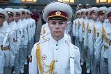 На Хрещатику відбулася репетиція параду до Дня Незалежності