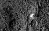НАСА опублікувало перші знімки карликової планети Церери
