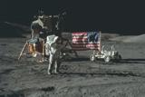 Фотографії польоту на Місяць експедиції NASA «Apollo»