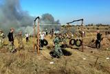 Тренування повітрянодесантної бригади ЗСУ
