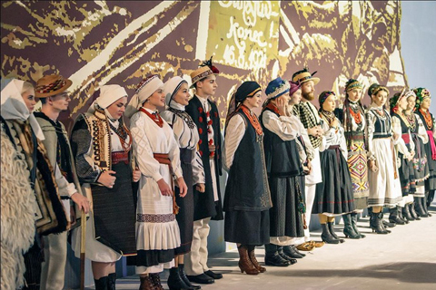 Ukrainian Fashion Week, проект «ВИТОКИ»