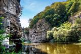 Буцький каньйон - маленький фіорд у серці України
