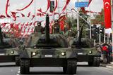 Військовий парад в Анкарі. Туреччина відзначає 92-ту річницю заснування республіки