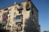 Наслідки вибухів у місті Сватове