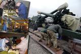 Військові ремонтники продовжують відновлення артилерійських систем