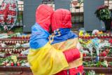 Київ під дощем відзначив другу річницю Євромайдану