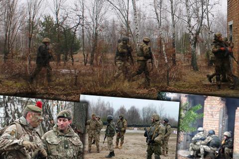 Українські десантники продовжують підвищувати свою майстерність
