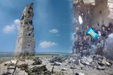 Битва за Савур-Могилу. Хроніка подій