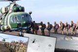 """""""Крилаті піхотинці"""" виконали тренувальні стрибки з парашутом у зоні АТО"""