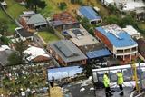 Потужний шторм обрушився на Сідней