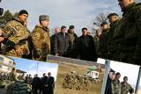 Керівники оборонних відомств п'яти держав відвідали Міжнародний центр миротворчості та безпеки на Львівщині