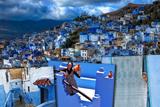 Шефшауен – синє місто в Марокко