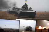 На Львівщині завершено перший етап бригадних тактичних навчань з бойовою стрільбою