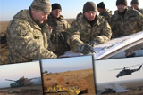 Новостворена танкова бригада склала іспит на полігоні «Широкий лан»